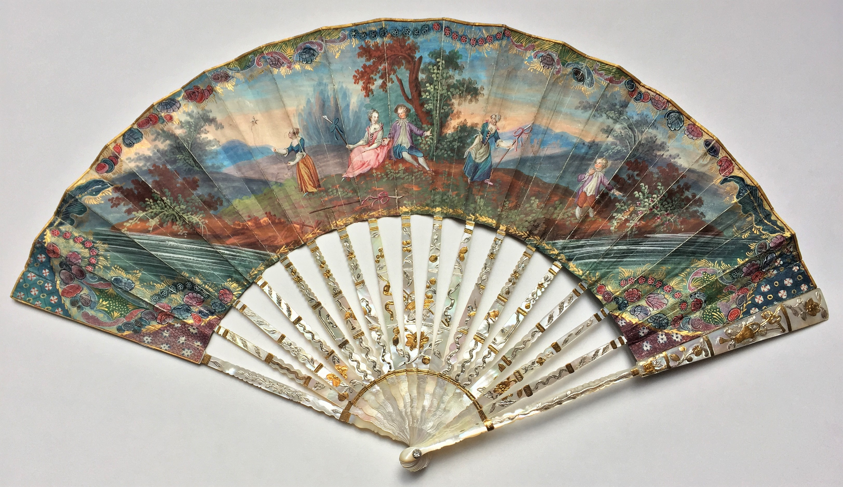 Fan mother of pearl conservation