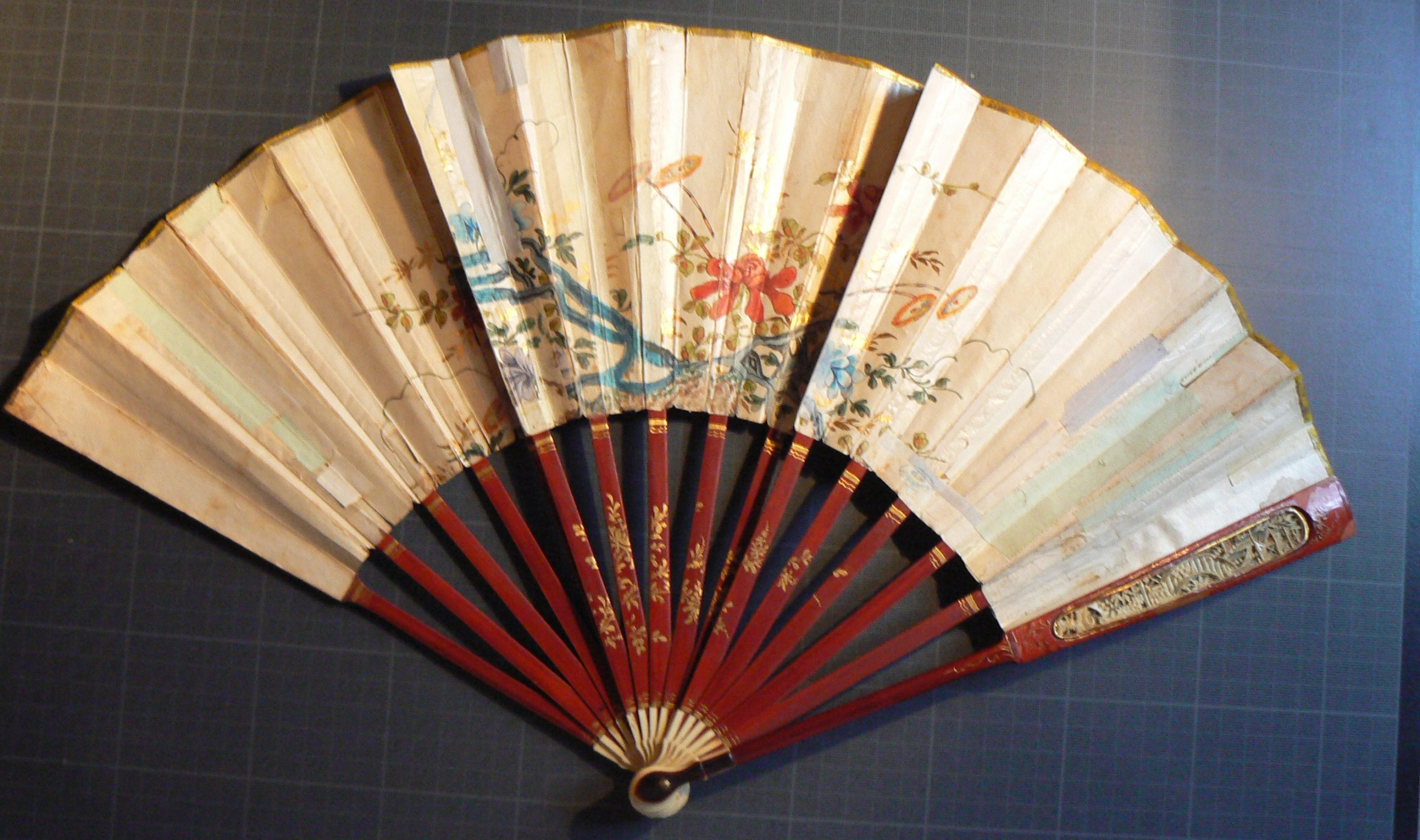 Fan restoration