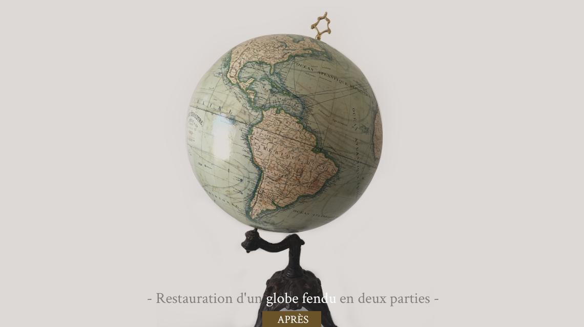 Restauration de globe après-3