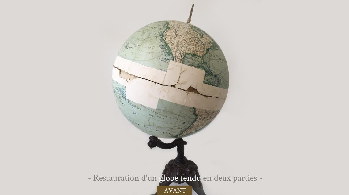 Restauration de globe avant-3