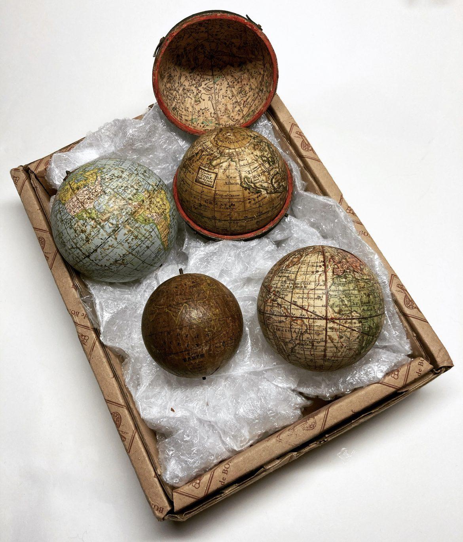 restauration pocket globe
